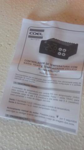 Termostato coel chocadeira - Foto 6