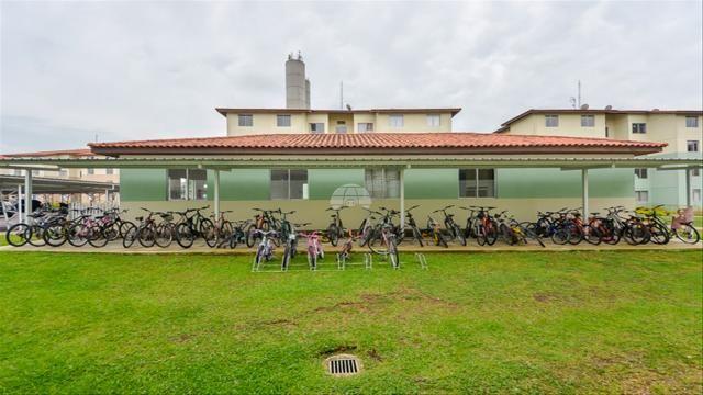 Apartamento à venda com 2 dormitórios em Sítio cercado, Curitiba cod:925353 - Foto 20