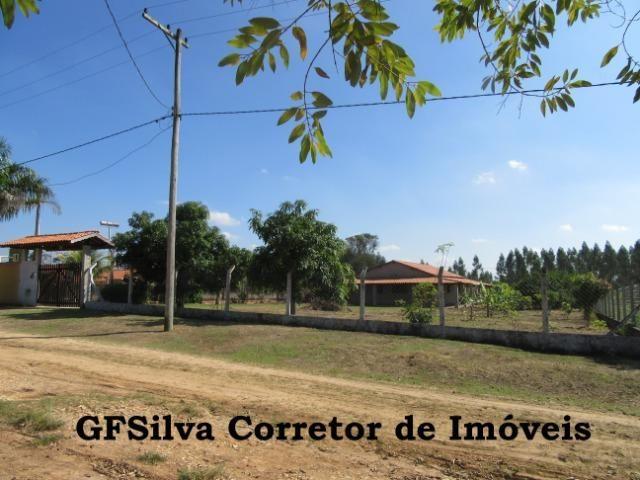 Chácara 2.027 m2 água encanada, lúz, casa ampla, Oportunidade Ref. 445 Silva Corretor - Foto 5