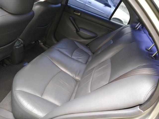 Honda Civic LX 1.7 Aut 2001 $7,000,00 (Vendo ou Troco ) - Foto 8