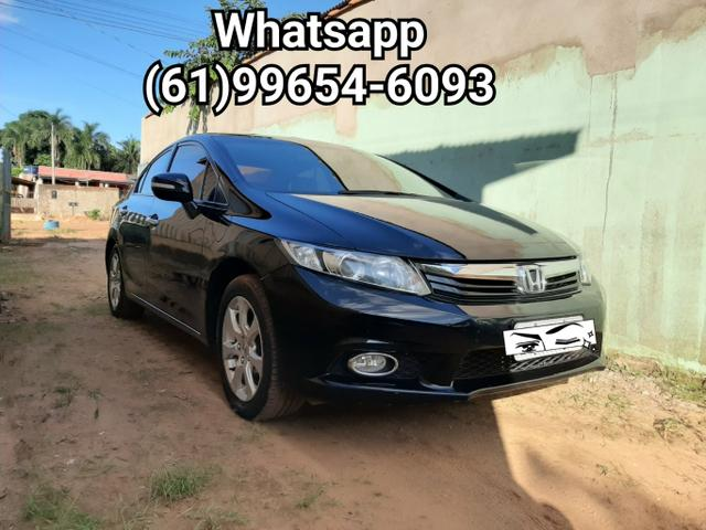 Honda Civic EXS 2013 - Foto 2