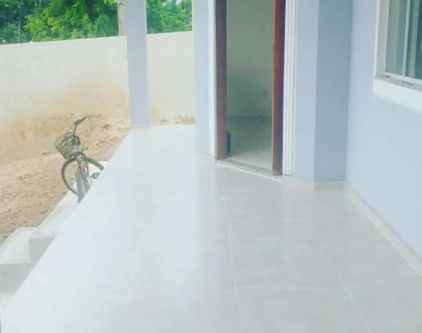 Linda Casa 2.quartos primeira locação a poucos passos da praia.! - Foto 15