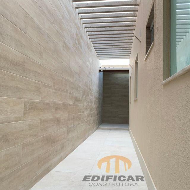 Casa Nova 125m2 Piso Porcelanato, Bairro Luiz Gonzaga - Foto 11
