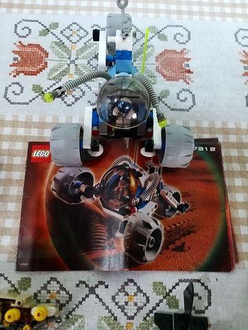 Lego com diversas peças Barbada - Foto 2