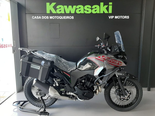 Kawasaki Versys X300 Tourer 2021