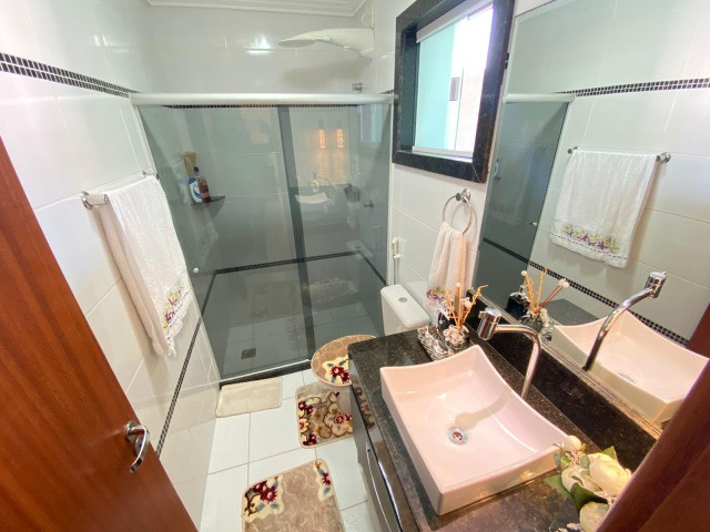 Linda Casa Linear 3qts c/suite em Morada de Laranjeiras - Foto 8