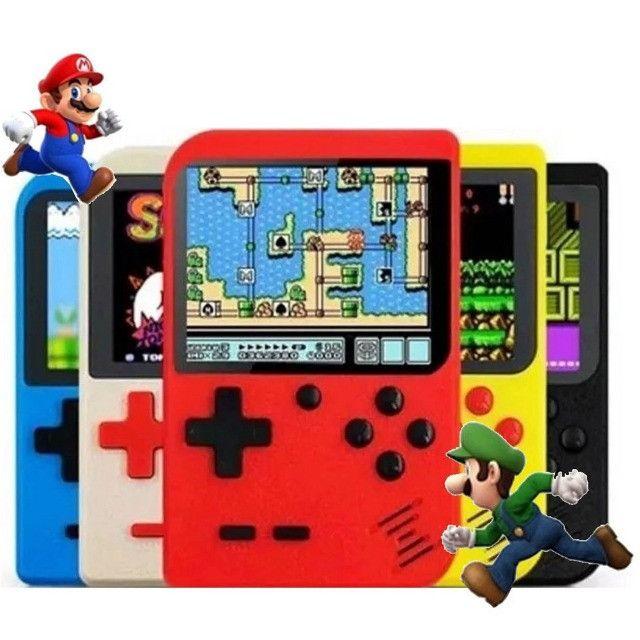 Mini Game Retro Com 400 Jogos Games Classicos , Boy Tela 3 polegadas melhor q Psp - Foto 2