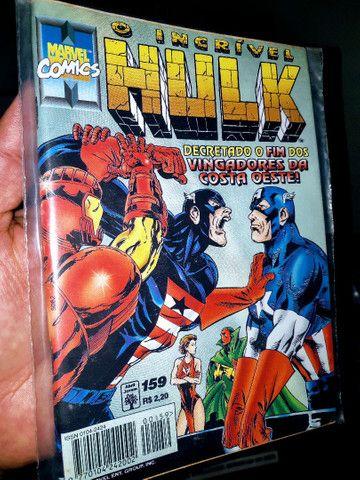 O incrível Hulk número 159