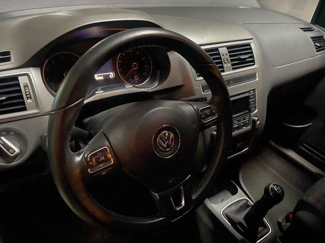 Volkswagen fox 2015 confortline 1.0 flex manual muito novo sem detalhes - Foto 15