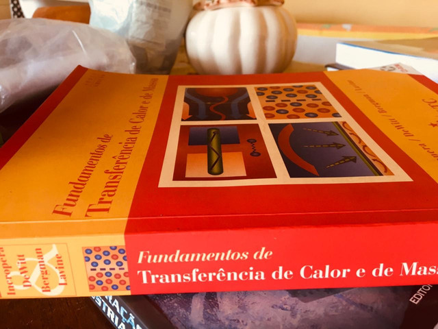 Livro Fundamentos de Transferência de Calor e de Massa - Foto 2