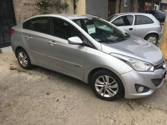 Hyundai Hb20s 13/14 Premium 16v Flex - Automático