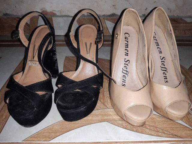 Sapatos 34