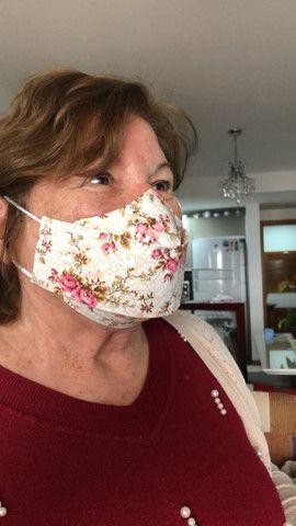 Máscara proteção 3D