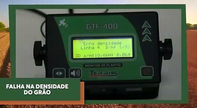 Monitor de plantio GTF-400 conta sementes - Foto 5