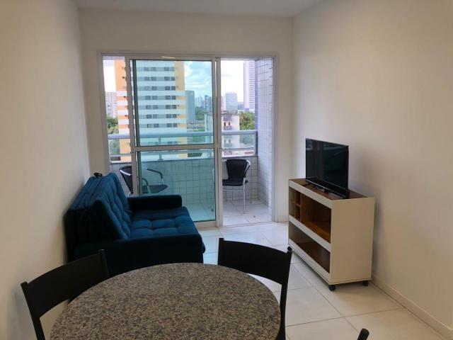 Apartamento para Locação em Recife, Santo Amaro, 1 dormitório, 1 banheiro, 1 vaga - Foto 3