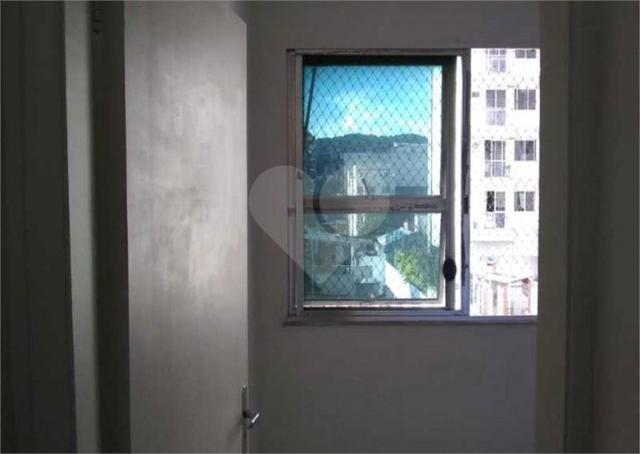 Apartamento à venda com 1 dormitórios em Grajaú, Rio de janeiro cod:350-IM544620 - Foto 11