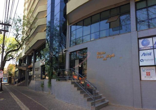 Apartamento com 4 dormitórios para alugar, 181 m² por R$ 1.650,00/mês - Centro - Foz do Ig