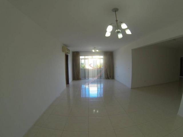 Apartamento com 4 dormitórios para alugar, 181 m² por R$ 1.650,00/mês - Centro - Foz do Ig - Foto 2