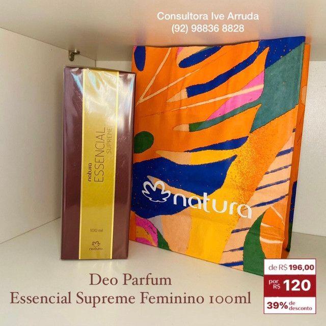 Natura Essencial Supreme Feminino 100ml