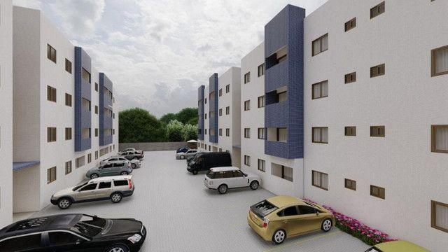 Apartamentos de 2 e 3 Quartos no Valentina/Muçumagro Com Até Zero de Entrada - Foto 4