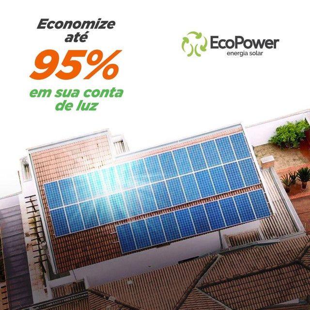 Gere energia com o sol e livre-se da fatura todo mês  - Foto 2