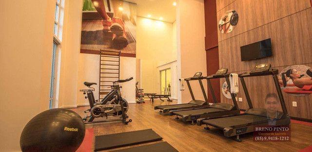 Apartamento no Tribeca com 3 dormitórios à venda, 119 m² por R$ 1.139.260 - Aldeota - Fort - Foto 3