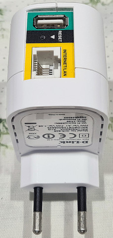 D-Link DIR-505 Roteador, Repetidor e Wi-Fi Hotspot seminovo pouco uso - Foto 3