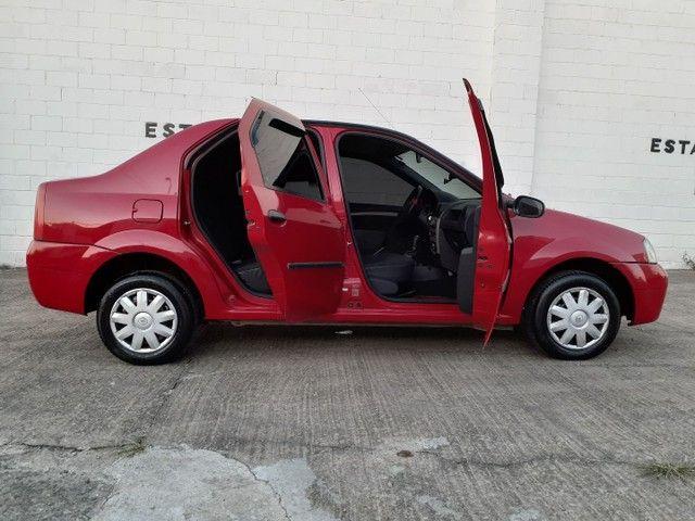 Vendo ou Troco Por Strada ou Montana Renault Logan Expression 1.0 16V - Foto 7