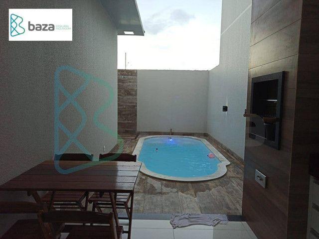 Sobrado com 3 dormitórios (1 suíte) à venda, 180 m² por R$ 700.000 - Residencial Deville - - Foto 9