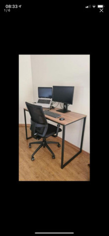 Móveis home office estilo industrial - Foto 5
