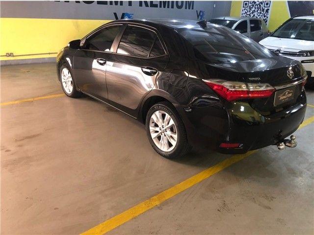 Toyota Corolla 2018 2.0 xei 16v flex 4p automático - Foto 8
