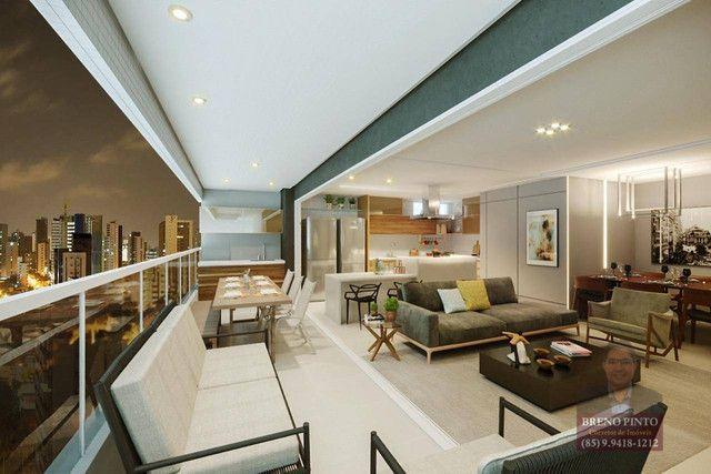 Apartamento no Tribeca com 3 dormitórios à venda, 119 m² por R$ 1.139.260 - Aldeota - Fort - Foto 14
