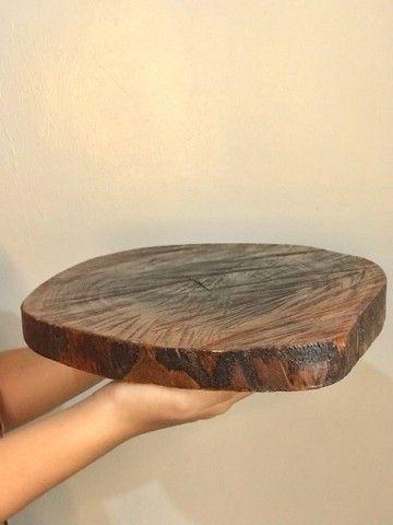 Tira de madeira