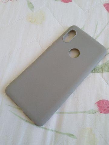 Capa TPU smartphone Xiaomi Redmi Note 5 - Foto 3