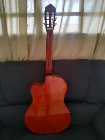 Violão semi-novo Gianini - Foto 2