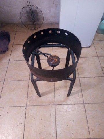 Fritadeira de batata pro gas - Foto 2