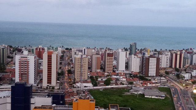 Apartamento no Miramar Nobre, Andar alto vista definitiva e Área de Lazer completa! - Foto 13