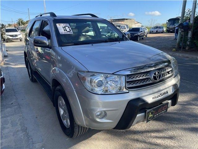 Toyota Hilux sw4 2010 4.0 srv 4x4 v6 24v gasolina 4p automático - Foto 2