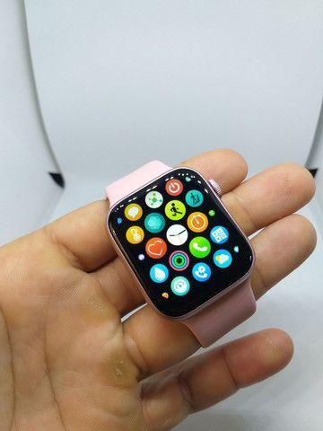 Smartwatch relogio inteligente HW16 - Foto 2
