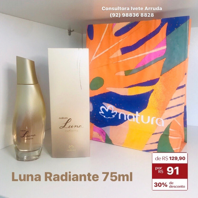 Natura Luna Radiante 75ml