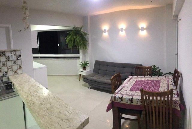 Vendo lindo apto de 46m2 todo mobiliado e reformado por R$ 140 mil - Foto 9
