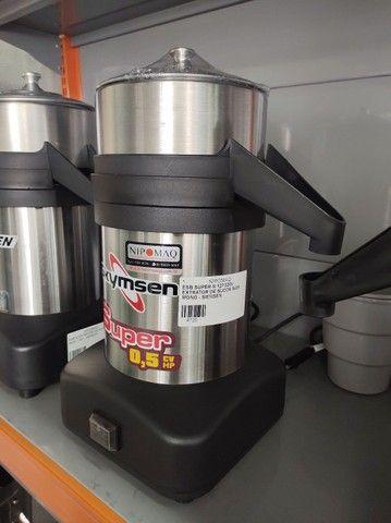 ESB SUPER-N extrator de suco inox - SKYMSEN  - Foto 2