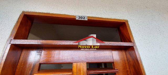 Apartamento com 1 dormitório para alugar, 29 m² por R$ 600,00/mês - José Bonifácio - Forta - Foto 5