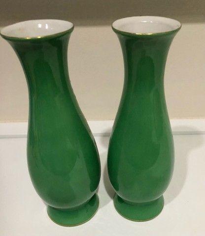 Par de vasos japonês  - Foto 2
