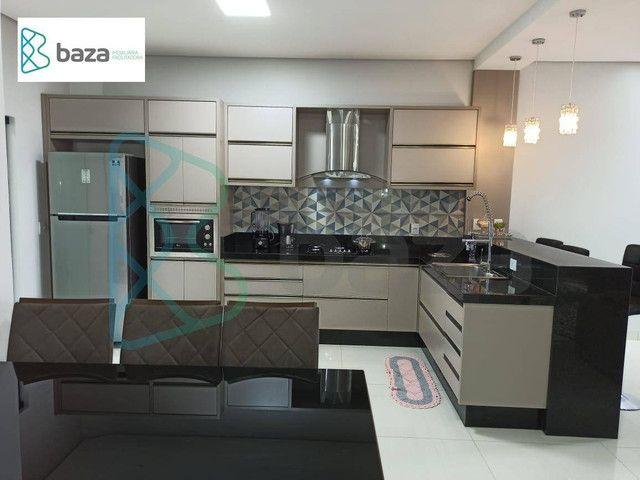 Sobrado com 3 dormitórios (1 suíte) à venda, 180 m² por R$ 700.000 - Residencial Deville - - Foto 11