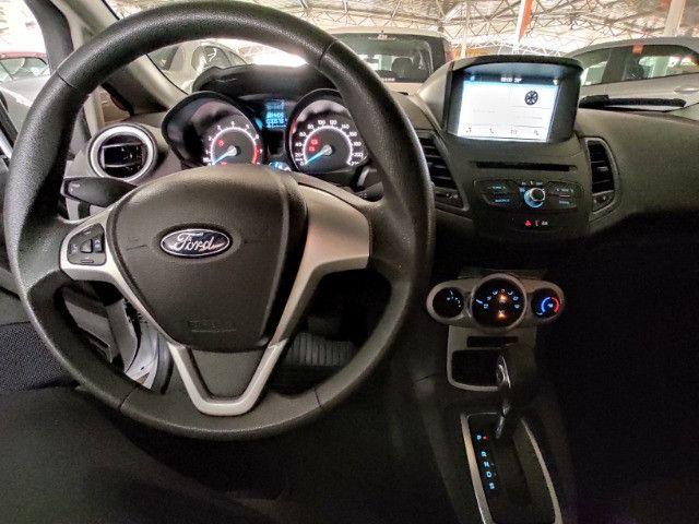 Ford Fiesta 1.6 SE ! Automático e Baixa Km !Completo! - Foto 9
