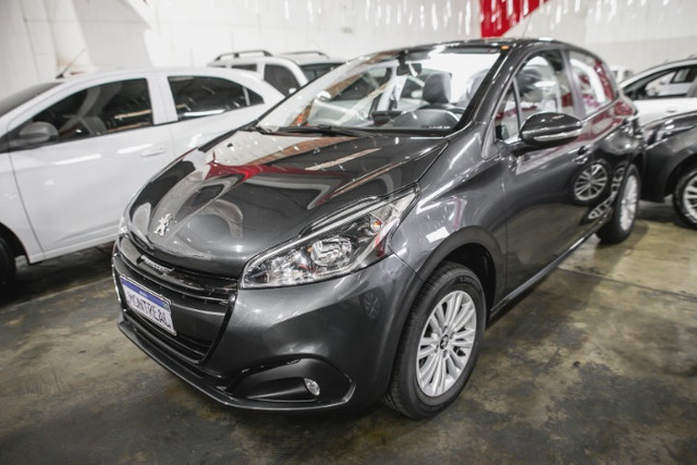 Peugeot 208 Active Pack/motor 1.2/ Flex/2020/Financia em até 60x