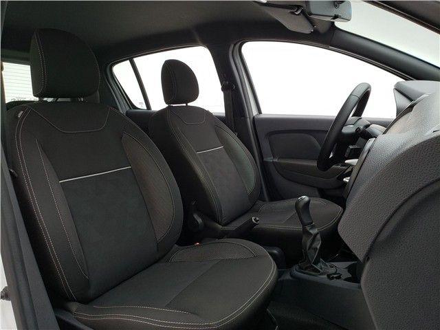 Renault Sandero 2020 1.0 12v sce flex expression manual - Foto 10