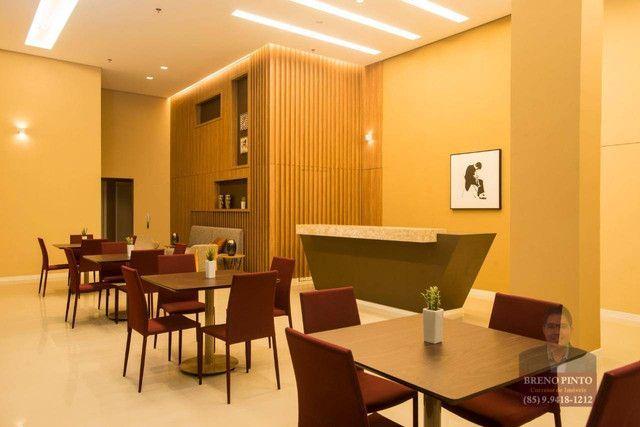 Apartamento no Tribeca com 3 dormitórios à venda, 119 m² por R$ 1.139.260 - Aldeota - Fort - Foto 4