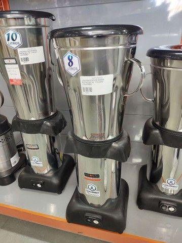 Liquidificador baixa rotação 8 litros 110/220v - Colombo